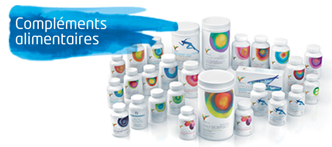 Gamme Nutritional supplements